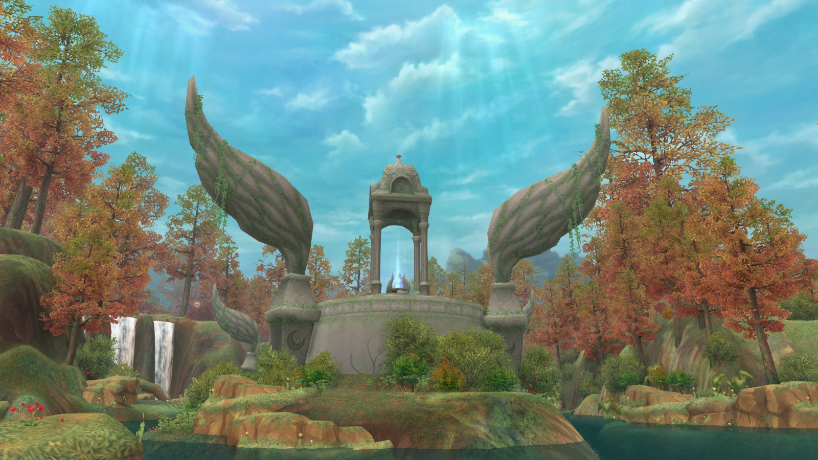 《幻想神域online》官方网站